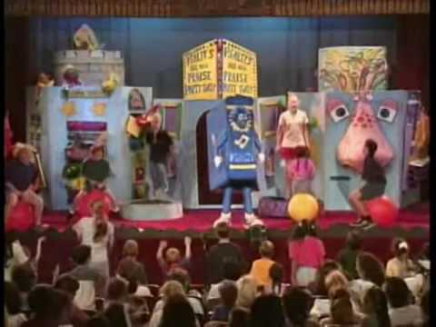 PSALTY'S ALL NEW PRAISE PARTY TWO! - JUMP UP!