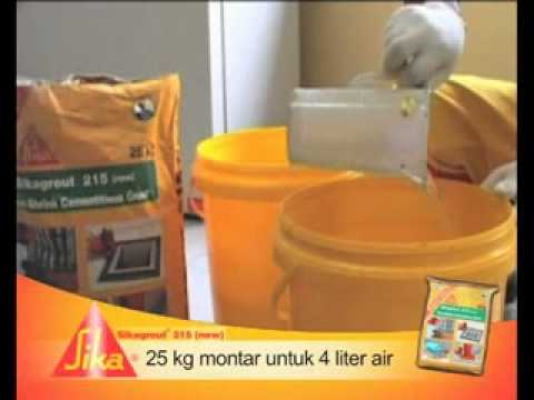 sika grout 215 new