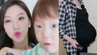 37 Weeks Pregnancy Update! ♥ 임신 37주! Thumbnail