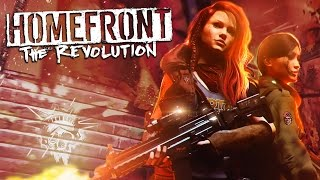 Homefront: The Revolution - РЕАЛЬНАЯ ЖЕСТЬ!!!1