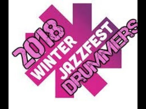 The Drummers of the NYC Winter Jazz Fest 2018