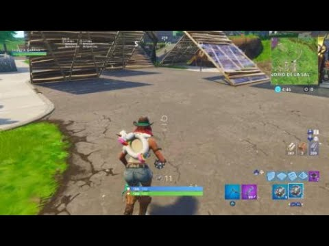 Fortnite|Bhop PS4