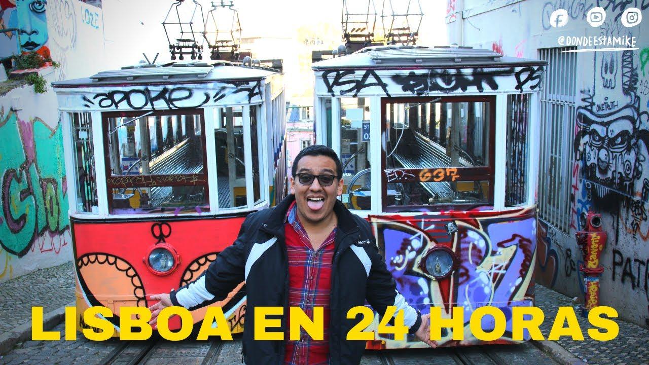 LISBOA en 24 horas - Lugares turísticos