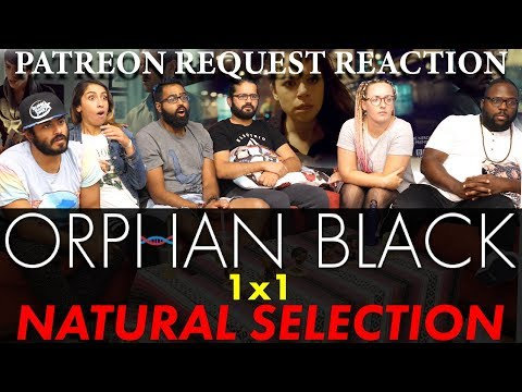 Orphan Black - 1x1 Natural Selection - Patreon Reaction Request