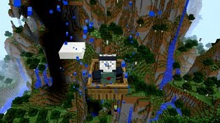 Etho Plays Minecraft - Episode 343: Boats + Slime Blocks = Gliders