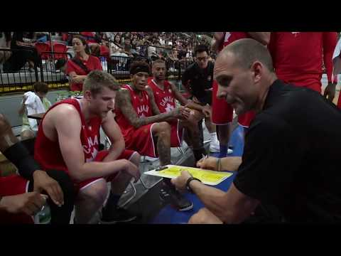 3D Canada vs Lithuania Vytautas Prienu (39th William Jones Cup) Highlights