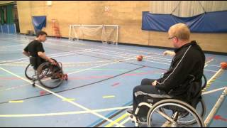 Paralympics 2012 inspires summer workshops with Wolves Rhinos