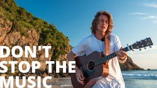 Baixar Don't Stop The Music - Rihanna (Vitor Kley cover acústico) Nossa Toca na Rua