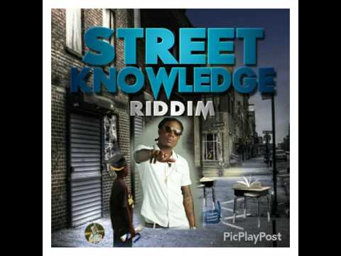 Masicka -Enemy Scared  (Street Knowledge Riddim)
