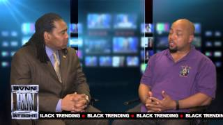 George Mayers Talks About The Omega Psi Phi Talent Hunt- Black Trending