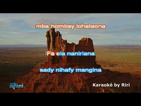 Mandehana Tsiakoraka karaoké by Riri YOUTUBE