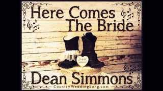 Here Comes The Bride - Country Wedding Song