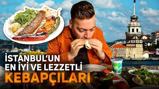 THE BEST AND DELICIOUS KEBABS OF ISTANBUL !! (70 TL KEBAP)
