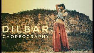 DILBAR | Satyameva Jayete | Nora Fatehi | Dance Choreography Video | By Anuja Ingle |
