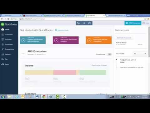 QuickBooks Demo for Retail & Online Retail Businesses