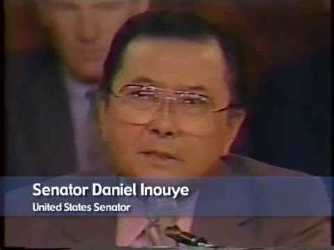 Senator Daniel Inouye on the Shadow Government
