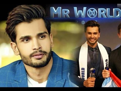 Mr World 2016 Rohit Khandelwal On His Big Win & More