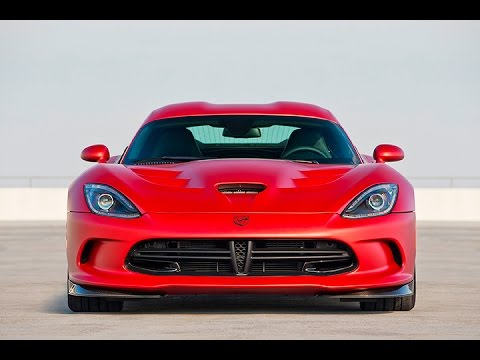 Real World Test Drive Dodge Viper 2017