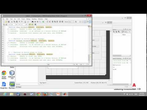 matlab graphical user interface to executable file part1