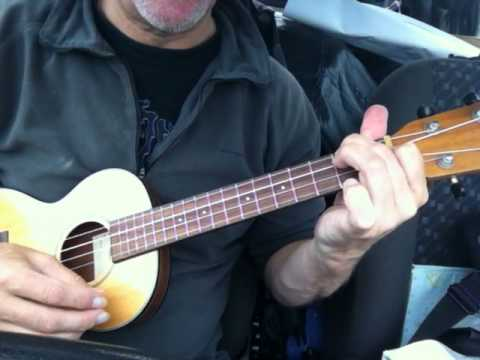 Your Song Tutorial Fingerpickin ukulele
