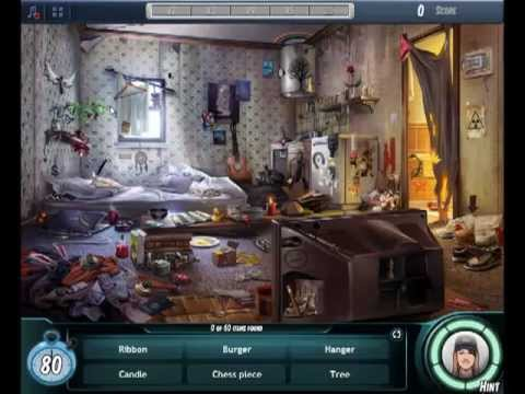 Criminal Case - Case #4 - Studio - Living room Bonus scene - YouTube