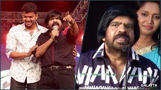 புலி இசை விழாவிற்கு பிறகு TR க்கு வந்த சோதனை  | T Rajendar Emotional Speech | Vijay | Puli