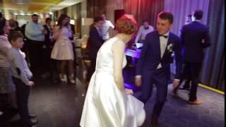 Танцы - начало. Ведущий свадьбы, Николай Миронов. 30.09.16