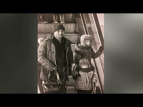 """В столичном аэропорту """"Шереметьево"""" отец бросил двоих детей."""