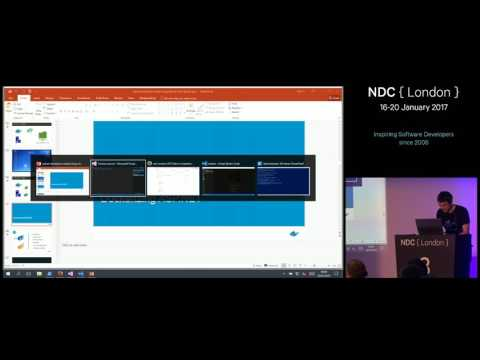 The Velvet Revolution: Dockerizing Legacy ASP.NET Apps - Elton Stoneman