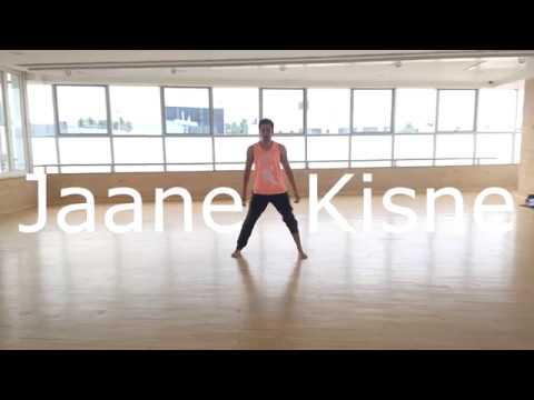 Contemporary Dance Cover - Jaane Kisne