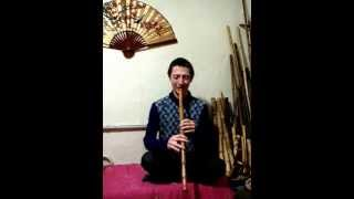 Флейта Сяо
