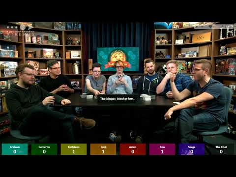 Tabletop Day 2018 — Part 6 - Cards Against Humanity