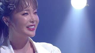 유희열의 스케치북 Yu Huiyeol's Sketchbook - 갓데리씨 갓창력ㄷㄷ 홍진영 - 매일 듣는 노래 (A Daily Song).20190315