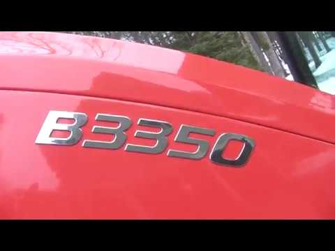 Kubota B3350 2017 Part 2  (2018/1/11) Regen (dpf) issues