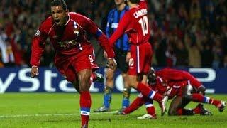 Lyon - Moments forts européens (1995-2005)