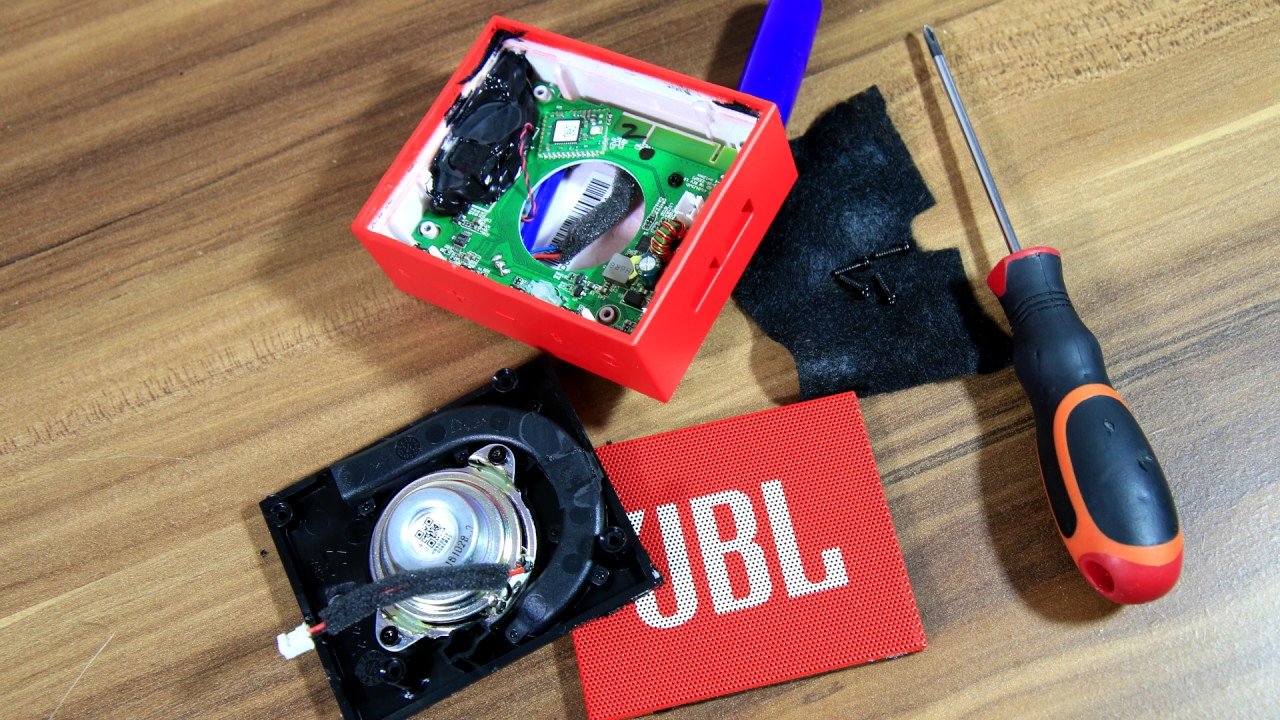look inside jbl go portable bluetooth speaker db spl. Black Bedroom Furniture Sets. Home Design Ideas