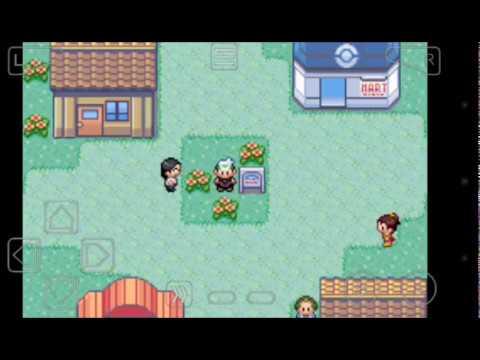 Cara cheat pokemon emerald di GBA ;) :)