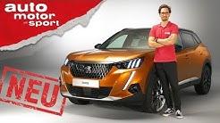 Peugeot 2008 (2019): Vom Crossover zum SUV! – Review/Neuvorstellung | auto motor und sport