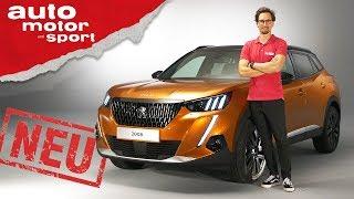 Peugeot 2008 (2019): Vom Crossover zum SUV! – Review/Neuvorstellung   auto motor und sport