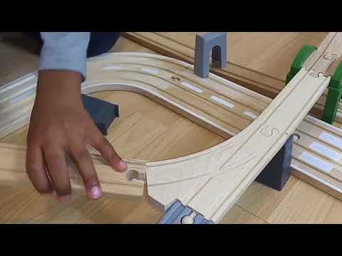 Brio Subway Tunnel, Build and Learn, Play later, Toy Trains 4 Kids play set for kids,Track Changes