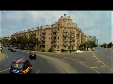 Baku City Tour on HOP ON HOP OFF Bus - ( Baki Azerbaijan) City Tour
