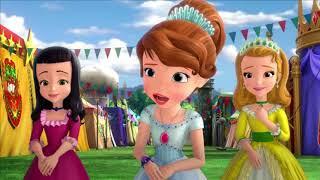 La princesa Sofia En Español -La Feria de las Facultades Reales #6