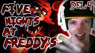 [Dansk] Five Nights At Freddy