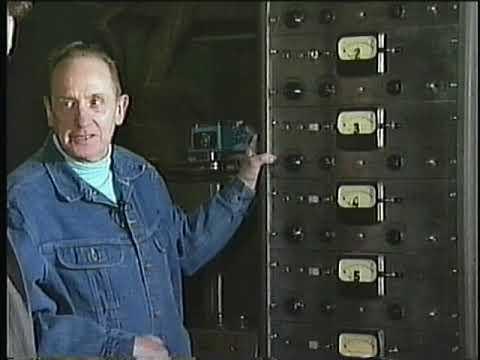 Les Paul  CNBC  Interview  1991