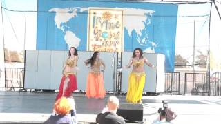 Jewels That Raq (pt. 1) @ 2013 Irvine Global Village Festival
