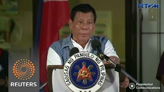 EXCLUSIVE: Duterte proposes deal to end city siege, then backs out