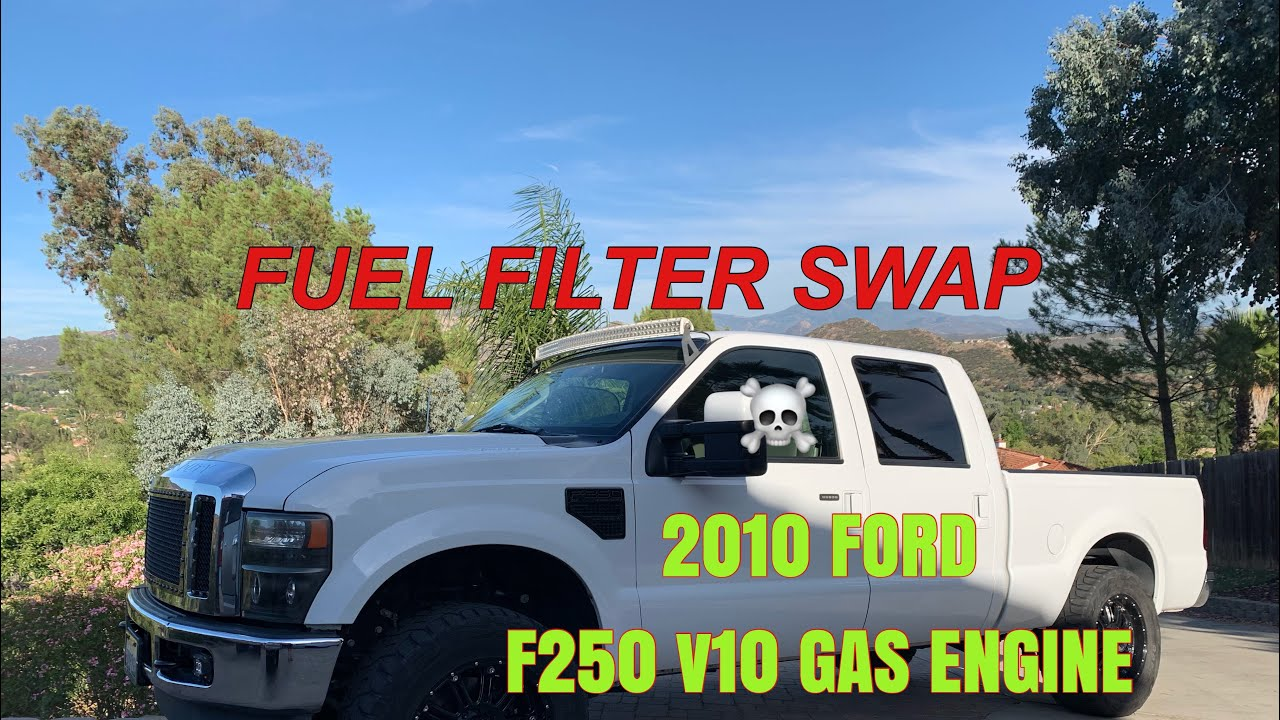 V10 Fuel Filter Location | Wiring Diagram  F V Fuel Filter on