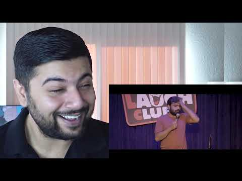 Pakistani Reacts to Classmates  Stand Up Comedy  Manik Mahna