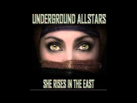 Underground Allstars - She Rises in the East (Stelios Vassiloudis Remix) [Pro-B-Tech Records]