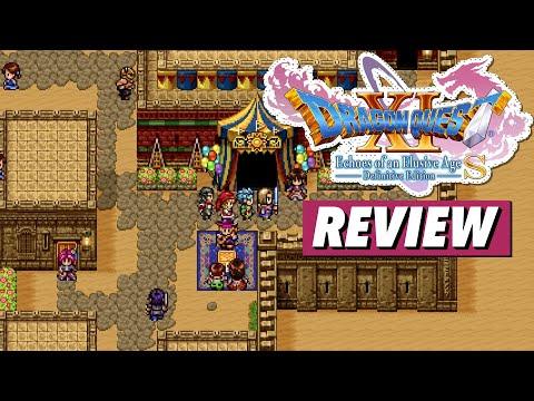 Dragon Quest XI S: Definitive Edition: The Kotaku Review (S)